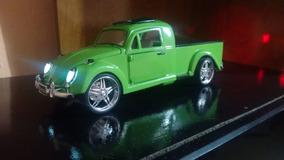 Miniatura De Fusca Pickup 1/18 Customizado