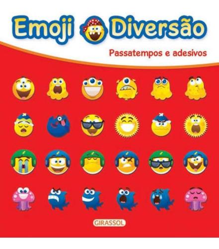 Imagem 1 de 1 de Emoji Diversão Vermelho - Vol. 2