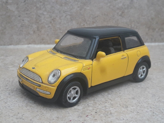 Mini Cooper Escala 1:36 Welly Usado