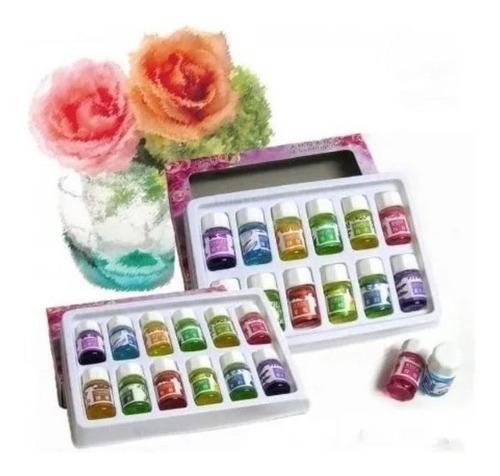 Imagen 1 de 3 de 12 Botellas Esencia Concentrada Humidificador Aromaterapia