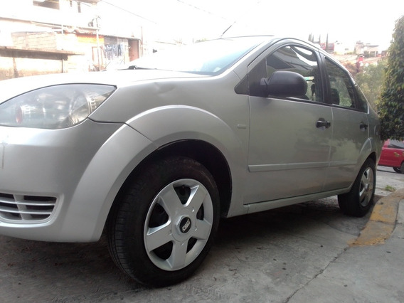 Ford Fiesta 1.6 First 5vel Sedan Mt 2007