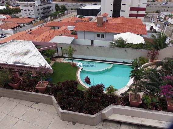 Aluguel De Apartamento No Candelária, Com 4 Suítes E Com Excelente Visual Da Cidade, Pertinho Da Ufrn E Natal Shopping. - Ap00168 - 33353045