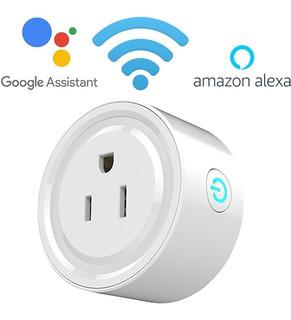 Clavija Inalámbrica Wifi Inteligente Smartphone Alexa Amazon