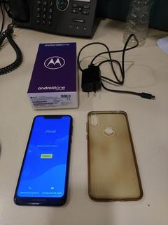 Celular Motorola One Negro 64 Gb