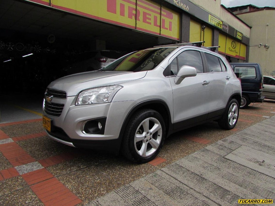 Chevrolet Tracker Awd At