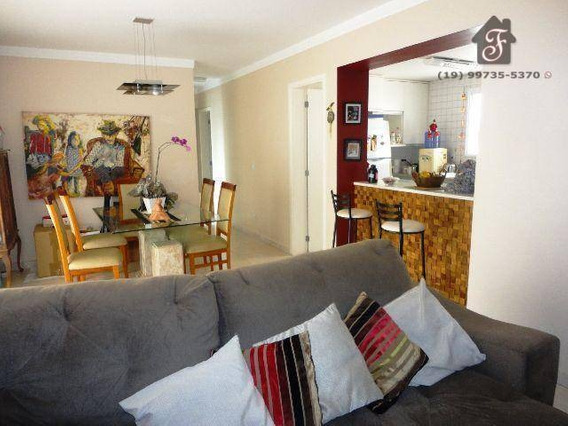 Apartamento Residencial À Venda, Parque Prado, Campinas. - Ap0424