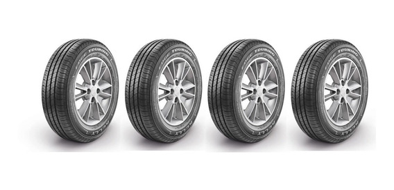 Kit 4 Neumaticos Kelly Edge Touring 175/65 R14 82t Cuotas