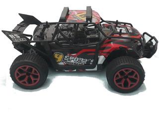 Carrinho Rally C/ Controle Remoto Escala 1:16 Super Presente