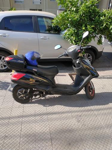 Moto Scooter Eléctrica