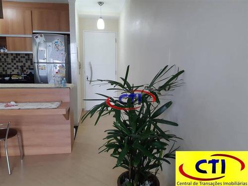 Imagem 1 de 4 de Apartamento Com 3 Dormitórios À Venda, 58 M²  - Parque Espacial - São Bernardo Do Campo/sp - Ap3319