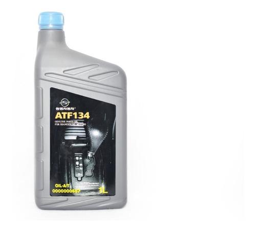 Imagen 1 de 4 de Aceite Original Ssangyong De Caja Automatica  5a/t 1 Litro
