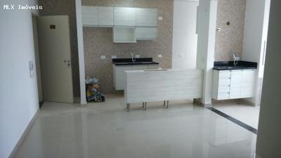 Apartamento A Locação Em Mogi Das Cruzes, Parque Monte Libano, 1 Dormitório, 1 Suíte, 1 Banheiro, 1 Vaga - 294