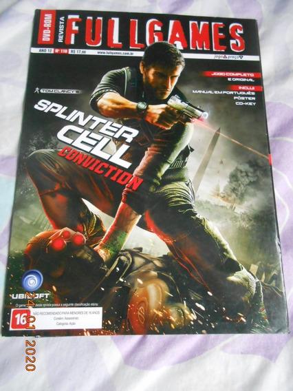 Splinter Cell - Conviction ( Game Pc ) - Coleção Fullgames