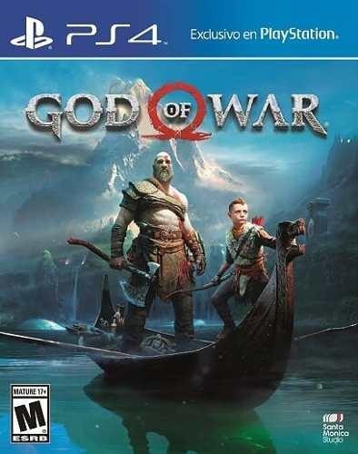 Juego Playstation 4 God Of War Ps4