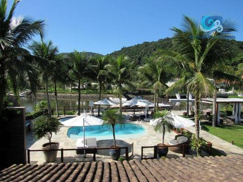 Imagem 1 de 30 de Casa Com 6 Dormitórios À Venda, 800 M² Por R$ 10.000.000 - Marina Guarujá - Guarujá/sp - Ca1779