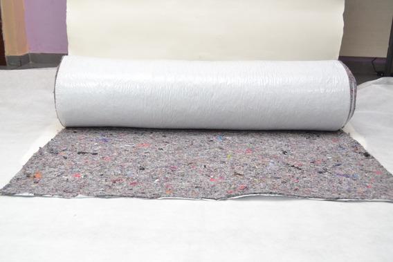 Feltro Adesivo Assoalho- Protetor Carpete Automotivo 3 X 1 Mts Para Assoalho E Laterais Todos Os Carros