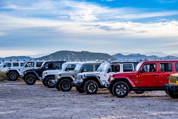 Jeep Wrangler Sky Freedom Hybrid