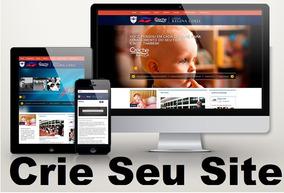 Criação De Site Profissional P Seu Negócio-marca
