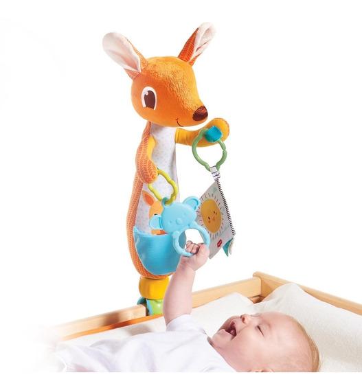 Juguete De Estimulación Para Bebé Tiny Love Cangui Canguro