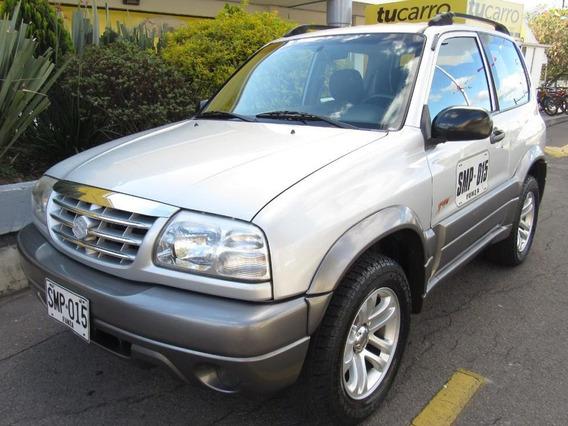 Chevrolet Grand Vitara 1.6 Mt 3 Pts 4x4