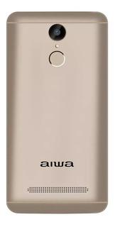 Celular Aiwa Z9 Huella 5 Hd 1gb 16gb 13mpx Wifi 4g Oro