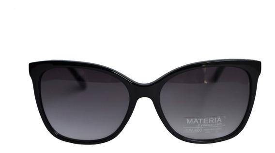 Lente De Sol Anteojos Sol Mujer Materia Eyewear Mts-1017