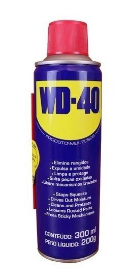 Desengripante Spray 300ml Wd40