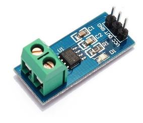 Sensor De Corrente Acs712 5a Arduino Pic Raspberry
