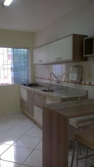 Casa Com 2 Dormitórios À Venda, 56 M² Por R$ 170.000 - Forquilhas - São José/sc - Ca2602