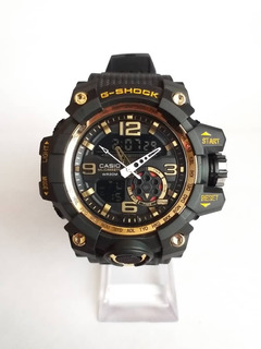 Relojes Digitales Deportivos G-shock Doble Hora Para Hombres