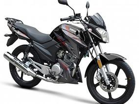Yamaha Ybr 125 Z Motoroma 12 Ctas $6383 Consulta Contado