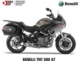Benelli Tnt 600 Gt - Con Gestion De Empadronamiento Y Mas