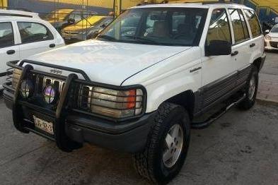 Grand Cherokee 1995 4x4, Automatica