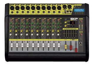 Consola Mixer Potenciada Skp Vz 100 Il Tienda Oficial Skp