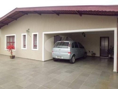 Casa À Venda Em Jardim Nova Europa - Ca184801