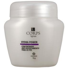 Elimine As Rachaduras Nos Pés Com Hydra Power - 55g