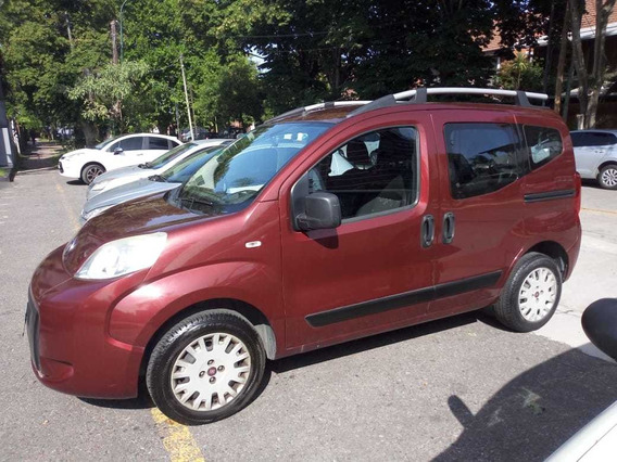 Fiat Qubo 1.4 Active Con Asientos Doble Porton Lateral