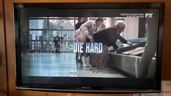 Televisão Panasonic Viera Link Full Hd 42 Polegadas