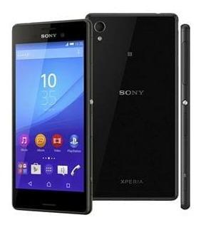 Smartphone Sony Xperia M4 Aqua Dual Preto À Prova D