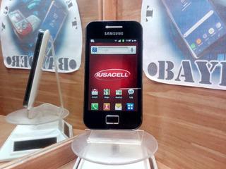 Samsung Galaxy Ace Blanco Iusacell -- Envío Gratis --