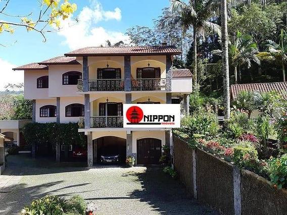 Casa Com 12 Dormitórios À Venda, 1205 M² Por R$ 2.500.000 - Debossan - Nova Friburgo/rj - Ca0288