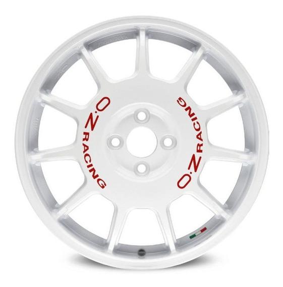 Juego De Llantas Aro 17 Oz Racing 4x108