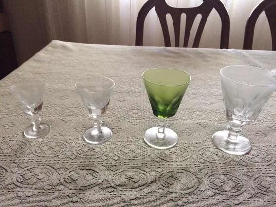 Juego 65 Copas Cristal + 2 Jarras