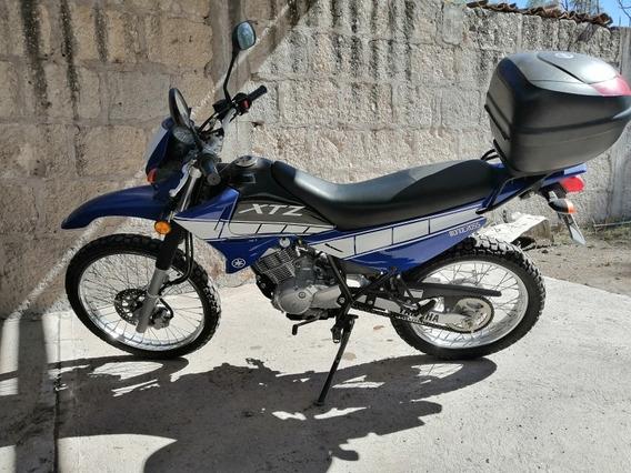 Yamaha Xtz 125