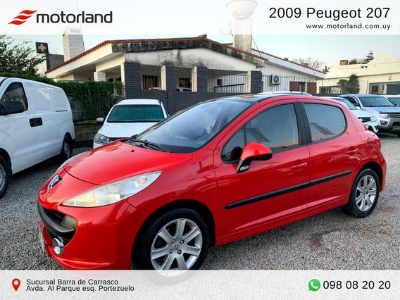 Peugeot 207 2009 1.6 Automatico. Permuto/financio