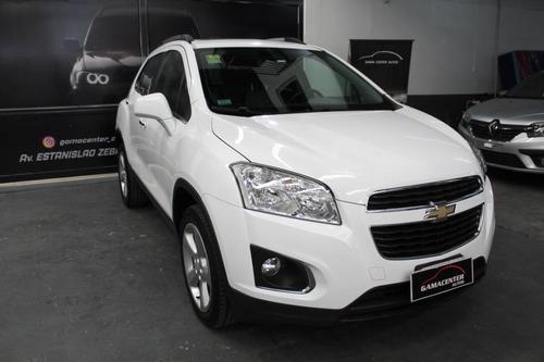 Chevrolet  Tracker Ltz Plus At  2015 68000km Blanca  Imepcab