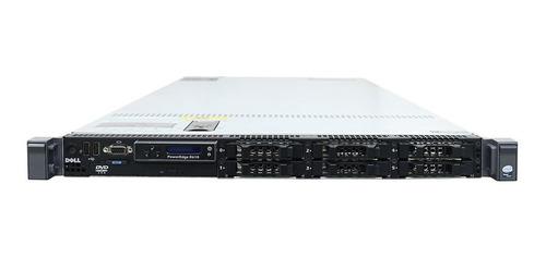 Imagem 1 de 6 de Servidor Dell Poweredge R610 32gb 2hd 300 2xeon Sixcore Nf