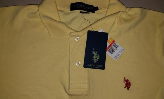 Camisa U.s. Polo Assn. Talla S