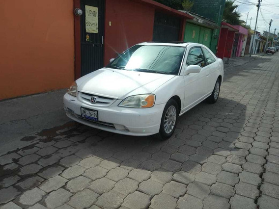 Honda Civic Coupe 2002