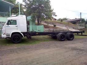Vendo Ou Troco Vw 35.300 Truck, Leito, Pego Troca Ate 40 Mil